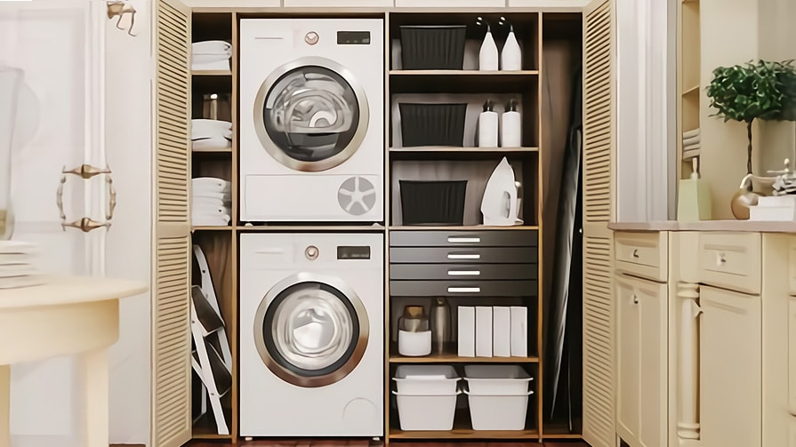 Jewelbic Brothers: Laundry Room Renovations Perth. HomeBuilder Scheme.