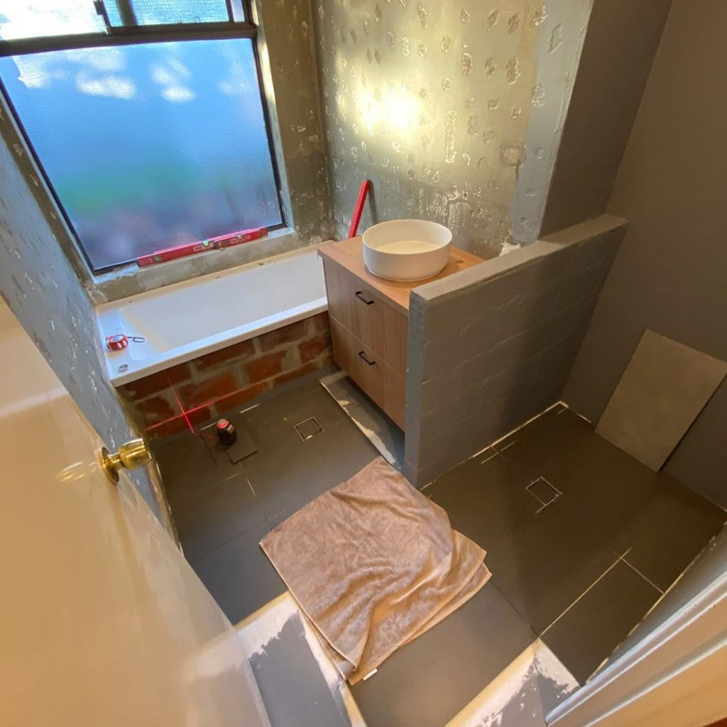 Bathroom Renovation Steps Perth: Jewelbic Brothers