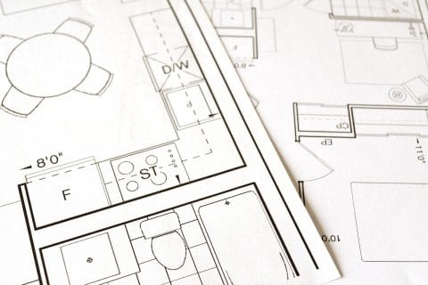 A photo of drafting. Renovation Ideas Perth: Jewelbic Brothers